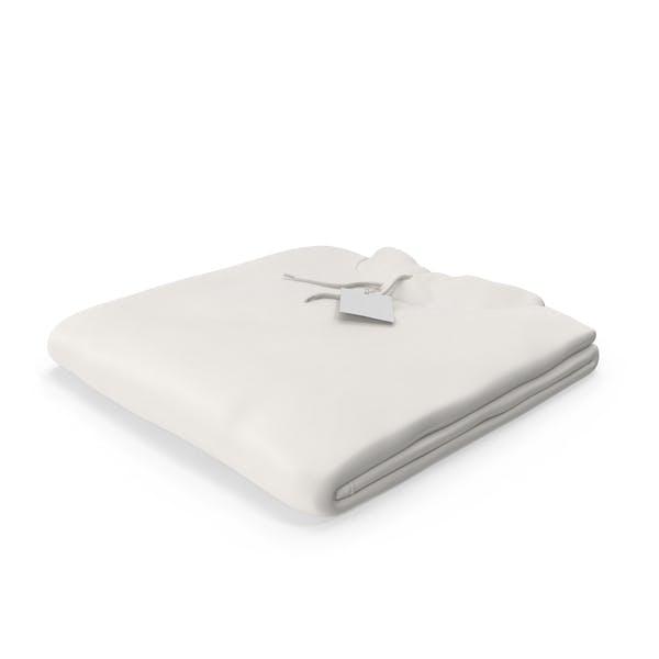 Male Standard Hoodie Folded