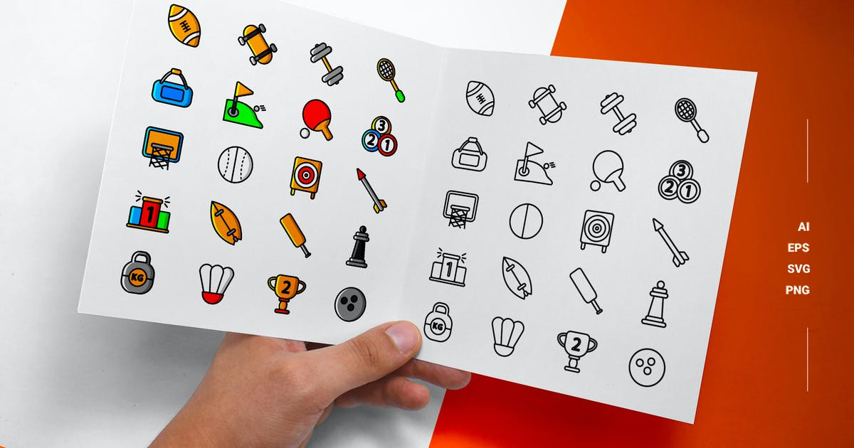 Download Sport - Icons by esensifiksi