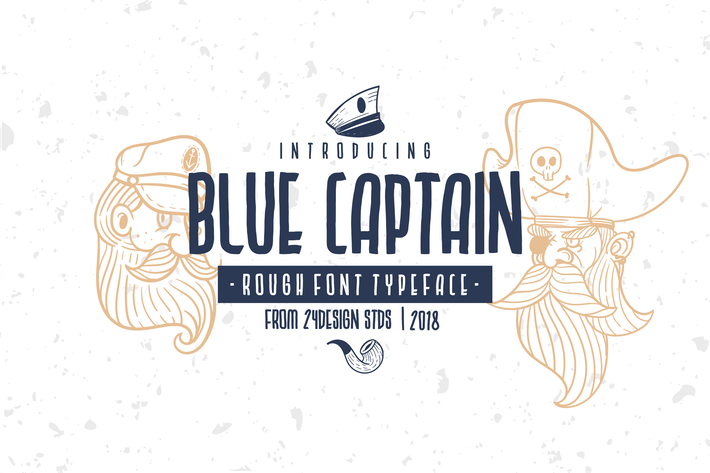 Thumbnail for Blue Captain