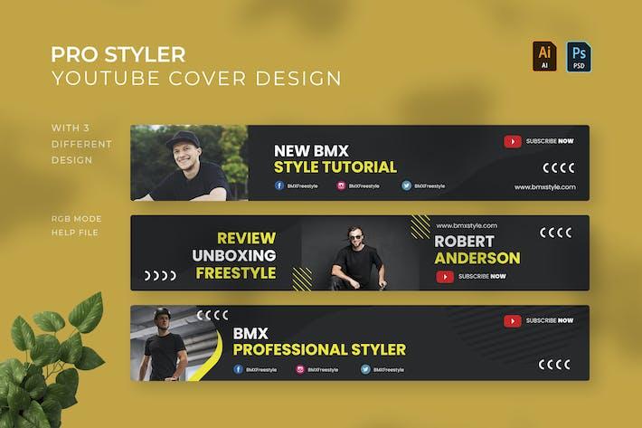 Pro Styler | Youtube Cover