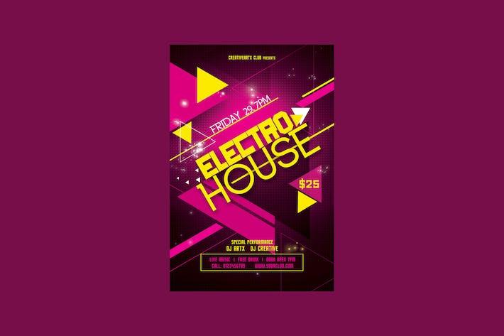 Thumbnail for Electro House