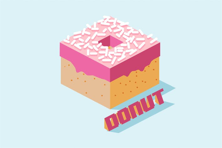 Thumbnail for just donut