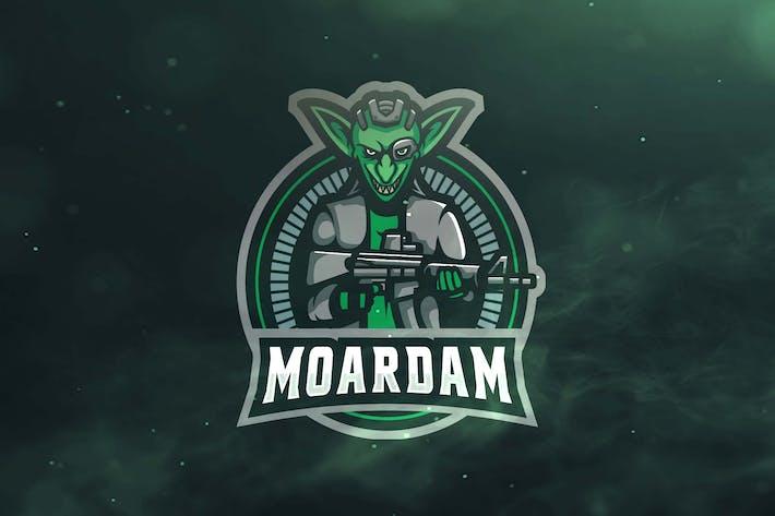 Thumbnail for Goblin Sport and Esports Logos