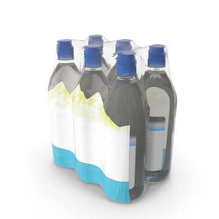 Mineral Water 750ml 6 Bottle Pack