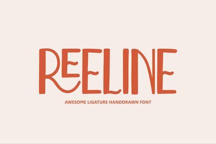 Reeline - Luxury Handdrawn
