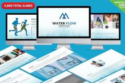 Water Flow Powerpoint Presentation