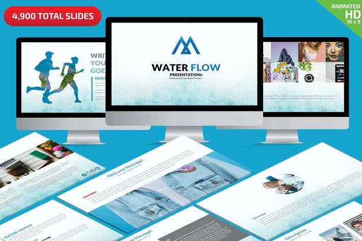 Thumbnail for Water Flow Powerpoint Presentation