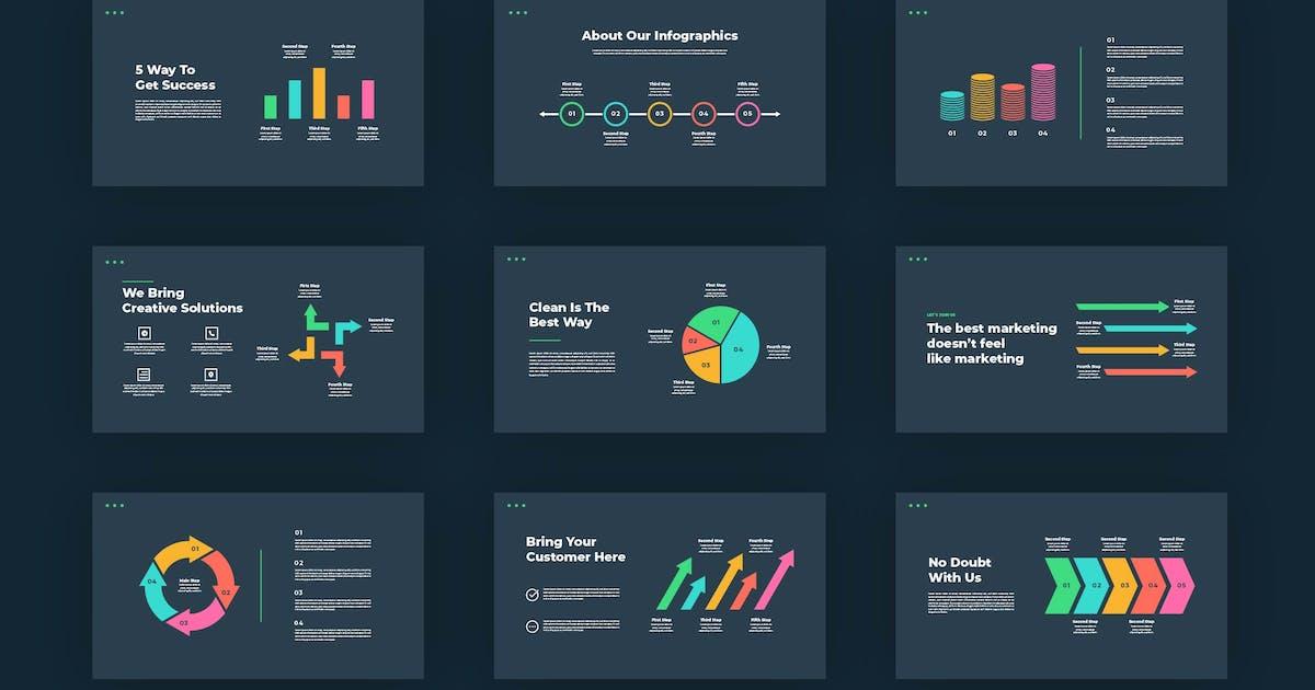 Download Infographic Bundle - iWantemp by GranzCreative