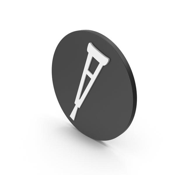 Icono de muleta