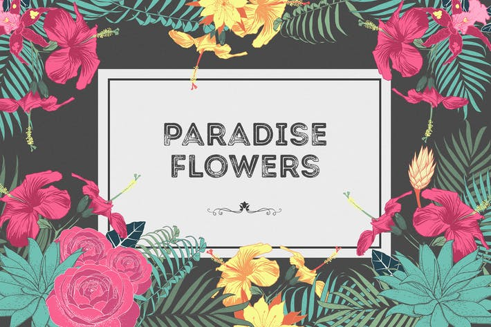 Thumbnail for Paradise Flowers