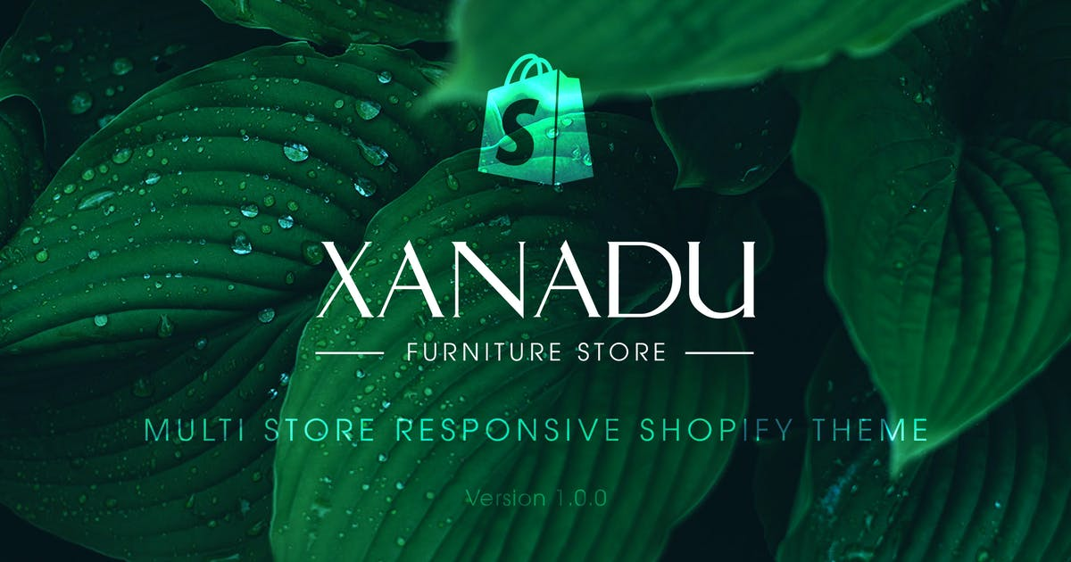 Download Xanadu   Multi Store Responsive Shopify Theme by EngoTheme