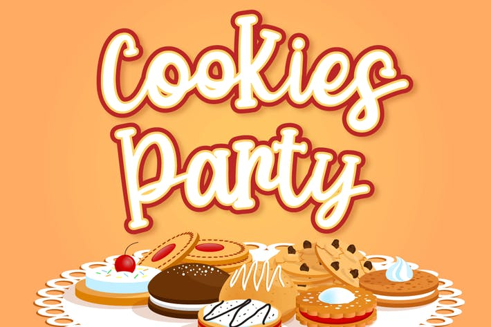 Thumbnail for Cookies Party