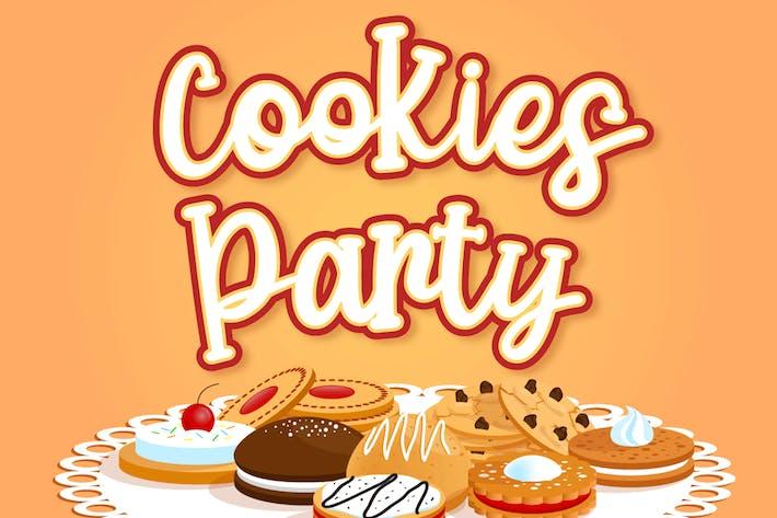 Thumbnail for Fiesta de las cookies