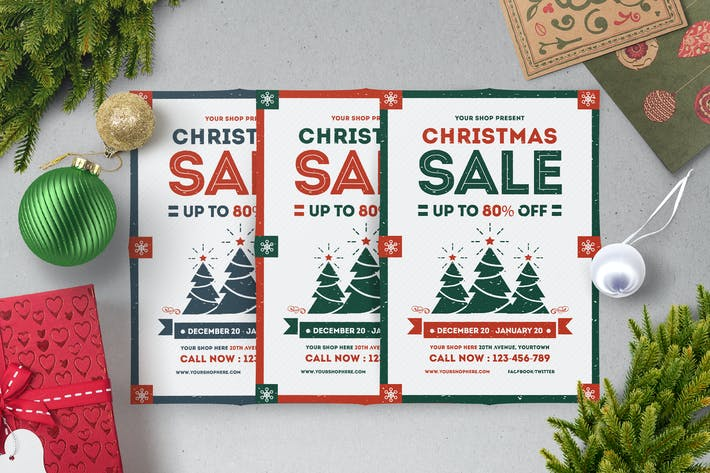 Thumbnail for Flyer Christmas Sale