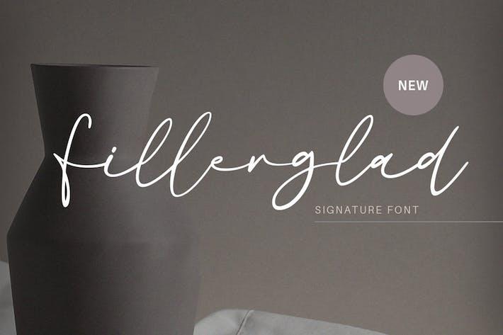 Thumbnail for Fillerglad - Police Signature
