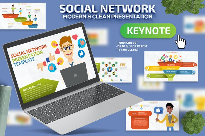 Thumbnail for Social Network Keynote