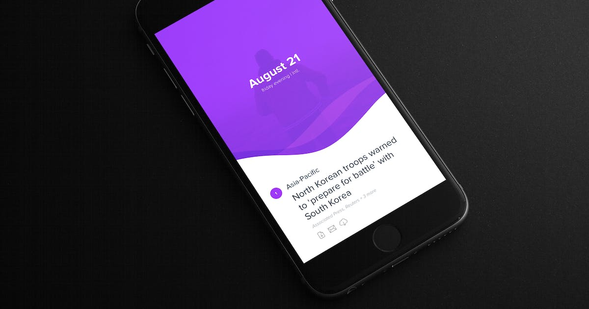 Download Yahoo Digest Style App - News by cerpow