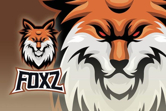Fox Head Esport Logo