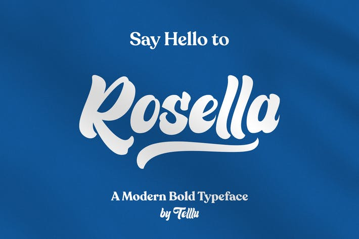 Thumbnail for Rosella Bold