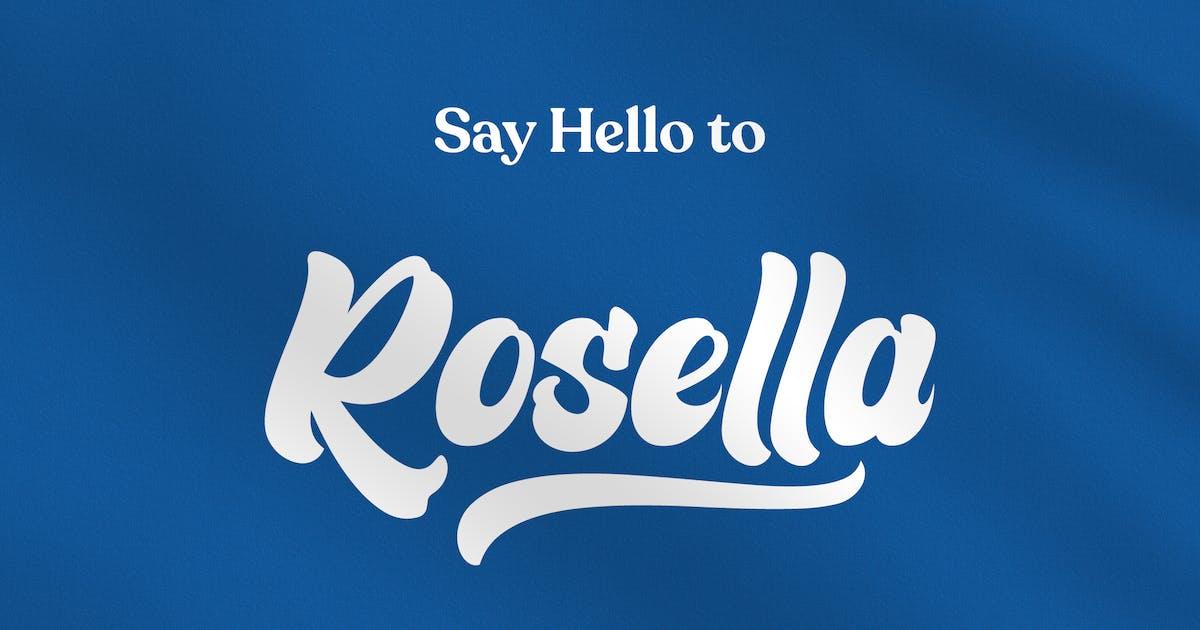 Download Rosella Bold by telllu