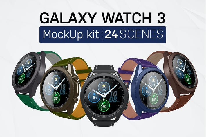 Thumbnail for Galaxy Watch 3 Kit