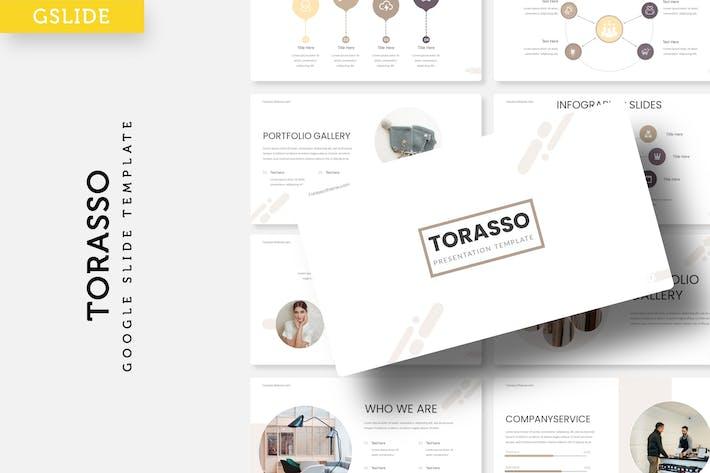 Thumbnail for Torasso - Google Slide Template