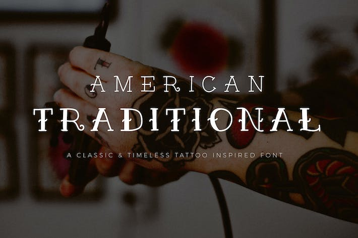 Thumbnail for American Traditional