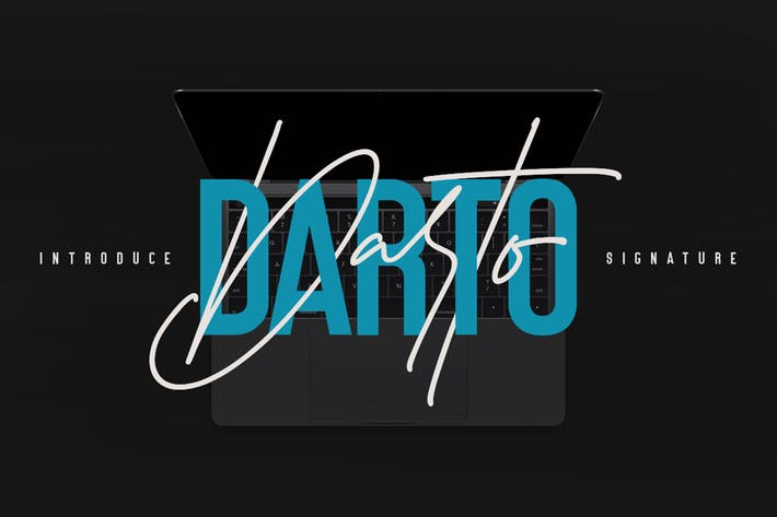 Cover Image For Darto Signature
