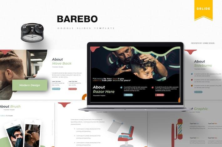 Barebo | Google Slides Template