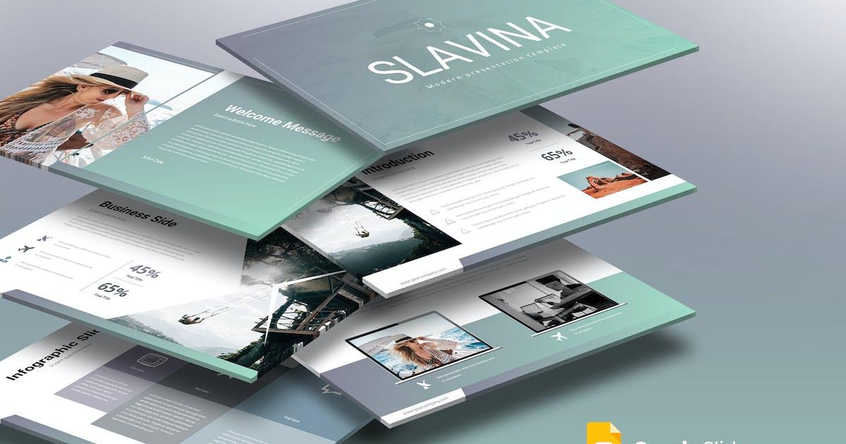 Download Slavina - Google Slide Template by aqrstudio