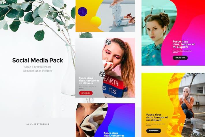 Thumbnail for Social Media Banners - Vol75