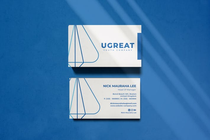 Thumbnail for Urgeat Business Card