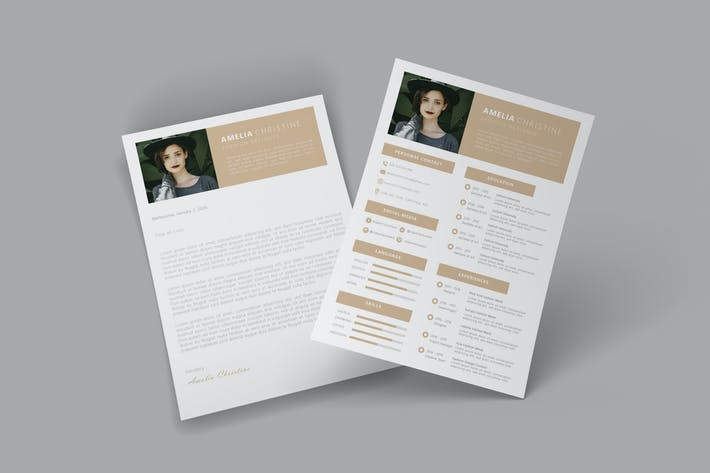 Thumbnail for Mocafia CV Resume