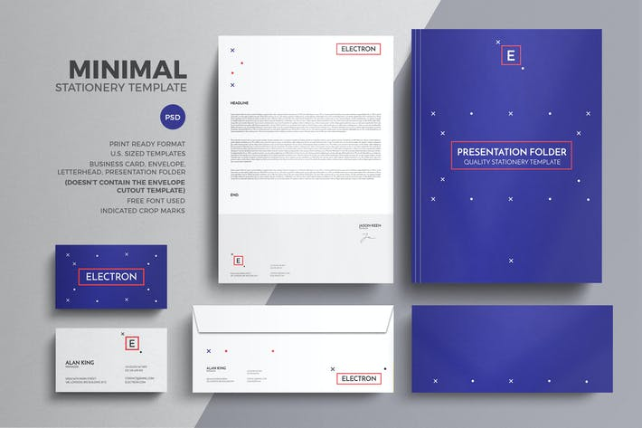 download 678 stationery templates envato elements