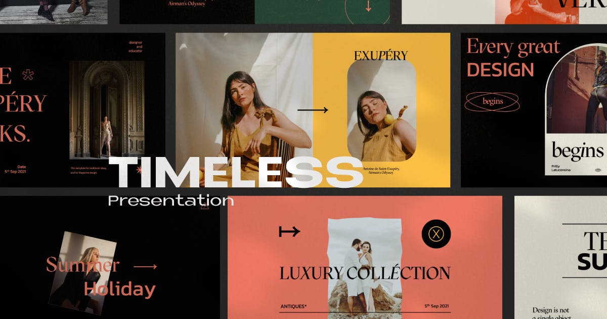 Download Timeless - New Hype Urban Keynotes by dirtylinestudio