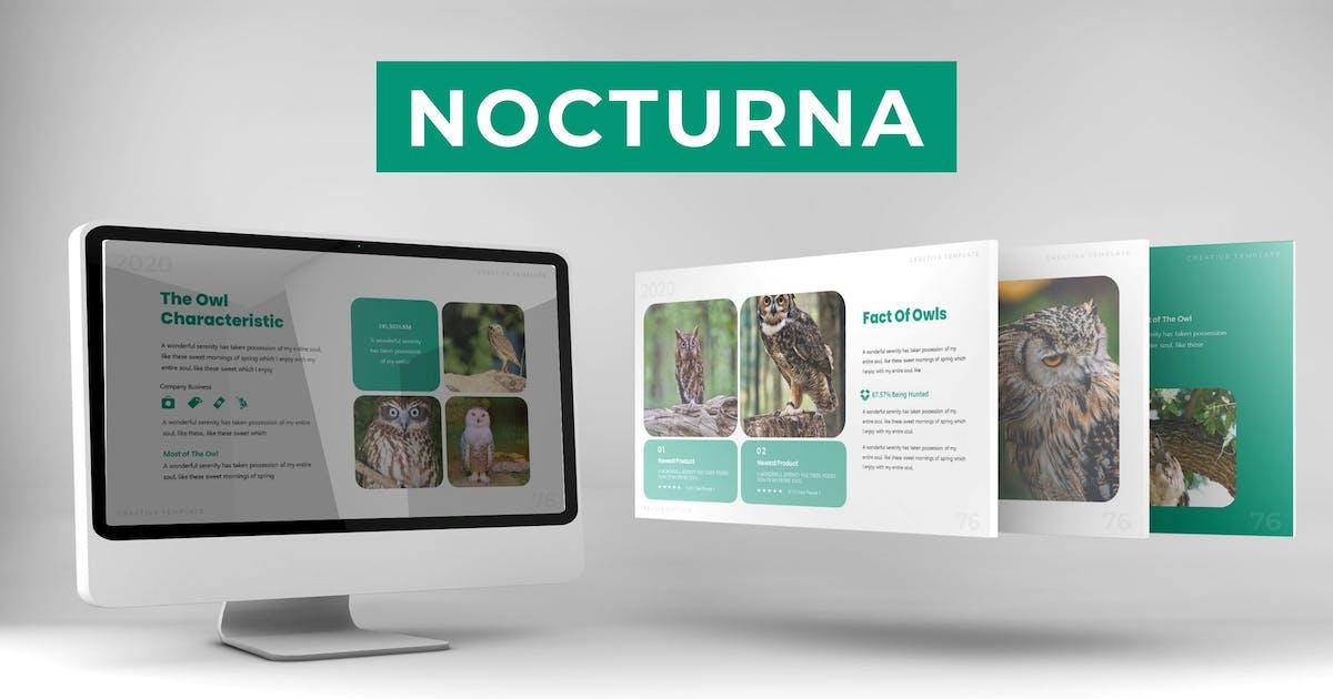 Download Nocturna - Powerpoint Template by karkunstudio