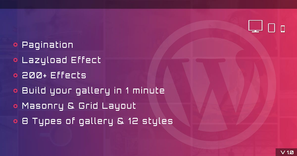 Download Fast Gallery for Elementor WordPress Plugin by ad-theme