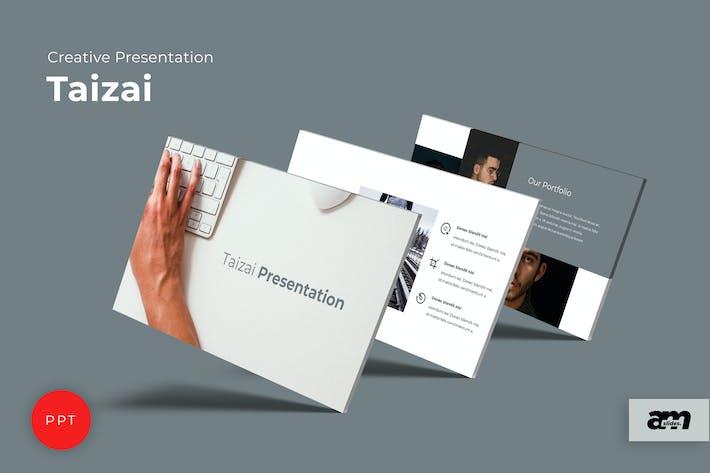 Thumbnail for Taizai Creativo Powerpoint