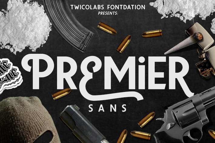 Thumbnail for Premier Sans