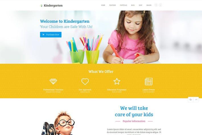 Thumbnail for Kindergarten