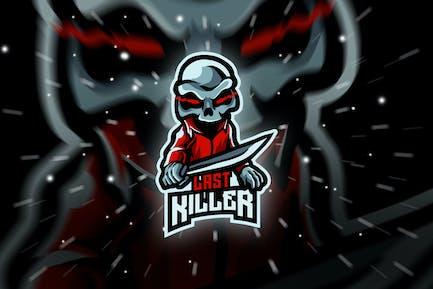 killer - Mascot & Logo Esport