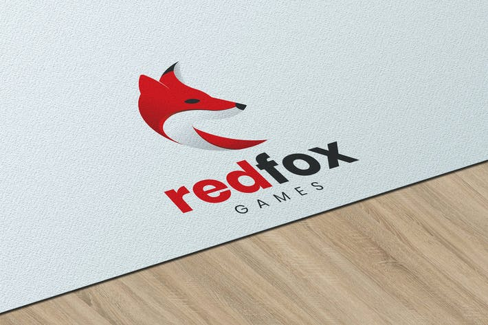 Thumbnail for RedFox - Creative Logo Template RB