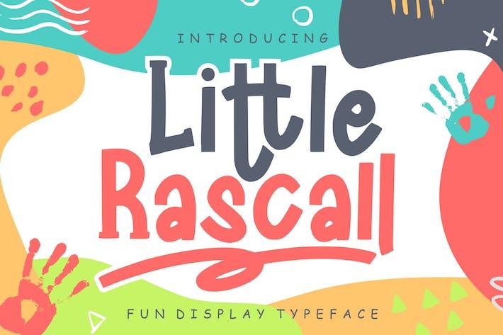 Thumbnail for Little Rascall Fun Display