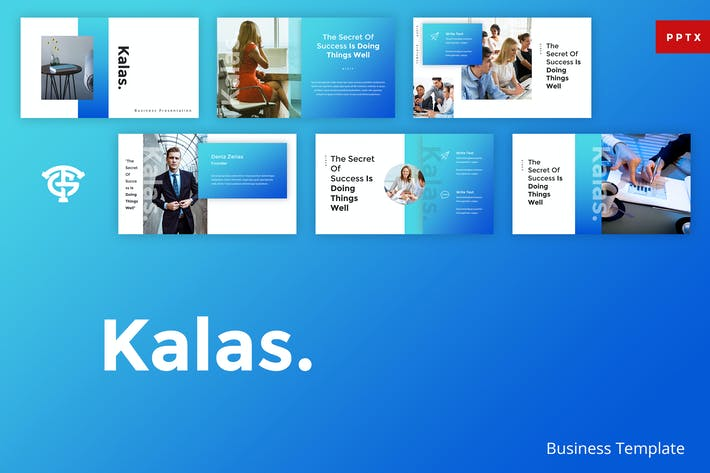 Thumbnail for Kalas Business - Powerpoint