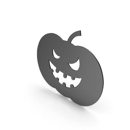 Pumpkin Figure Black