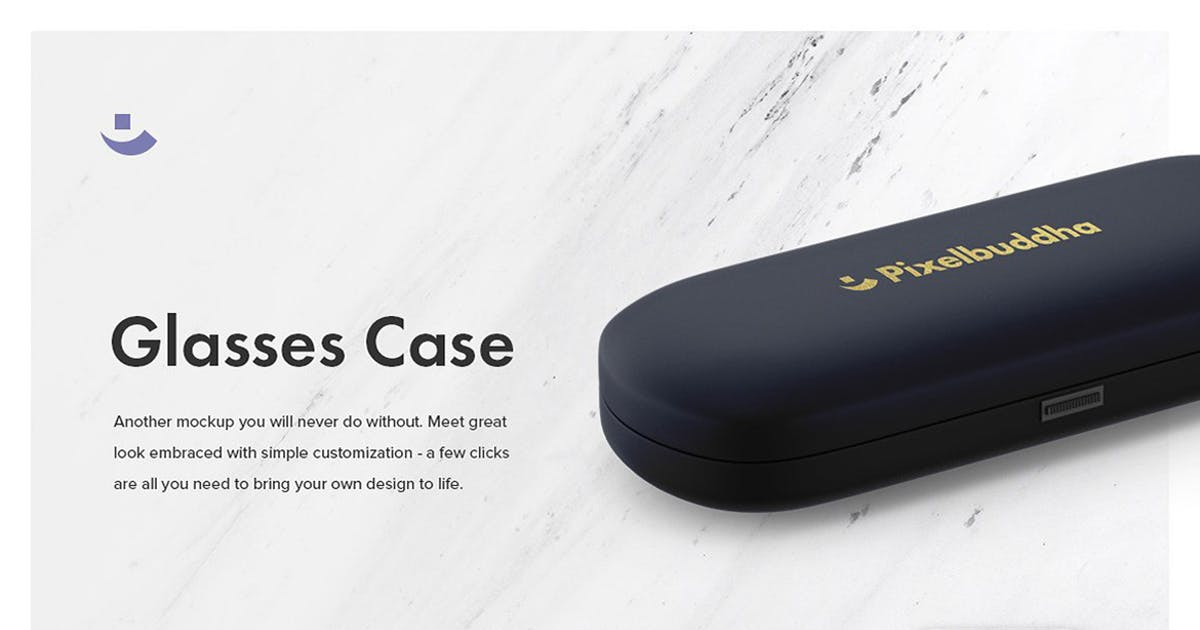 Download Glasses Case Mockup Set by pixelbuddha_graphic