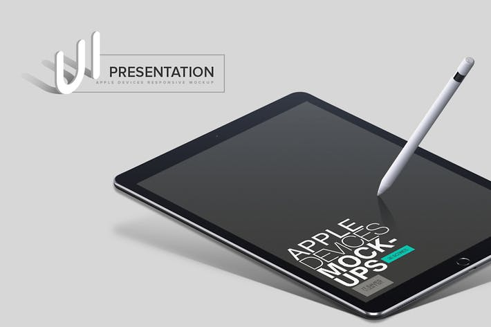 Thumbnail for UI Presentation / Device Mockups