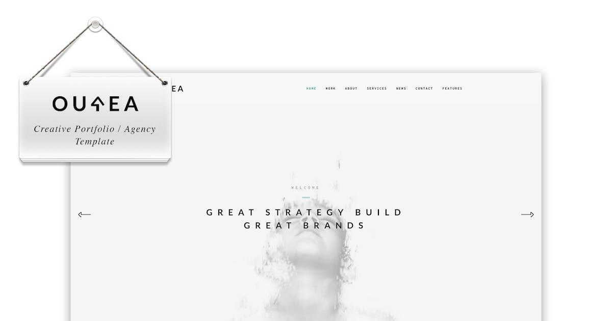 Download Ourea - Creative Portfolio / Agency Template by IG_design
