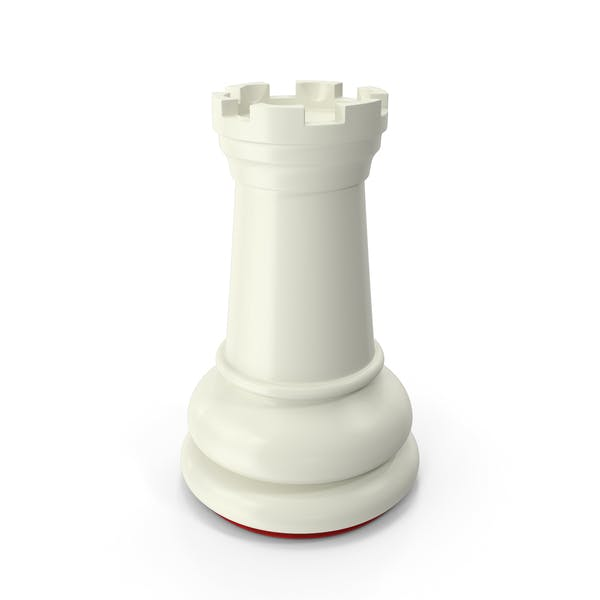 Rook White Red