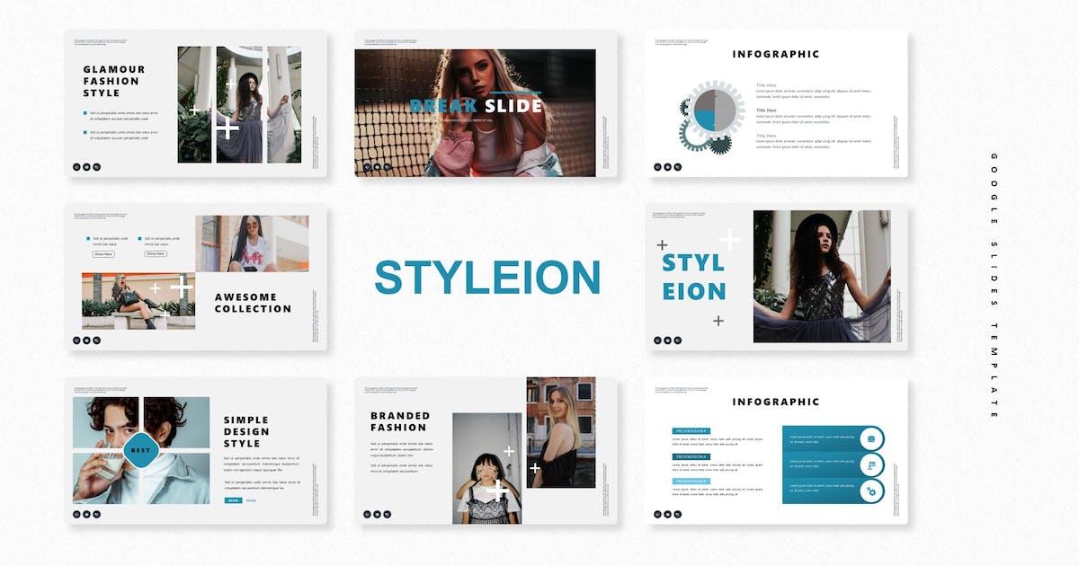 Download Steyleion | Google Slides Template by Vunira